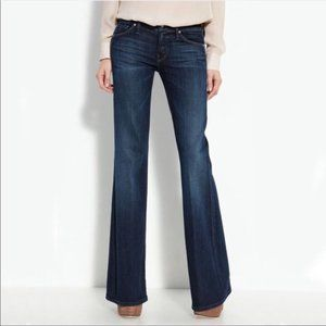 MOTHER The Wilder Love Potion No.9 Wide Leg Jeans New - * altered